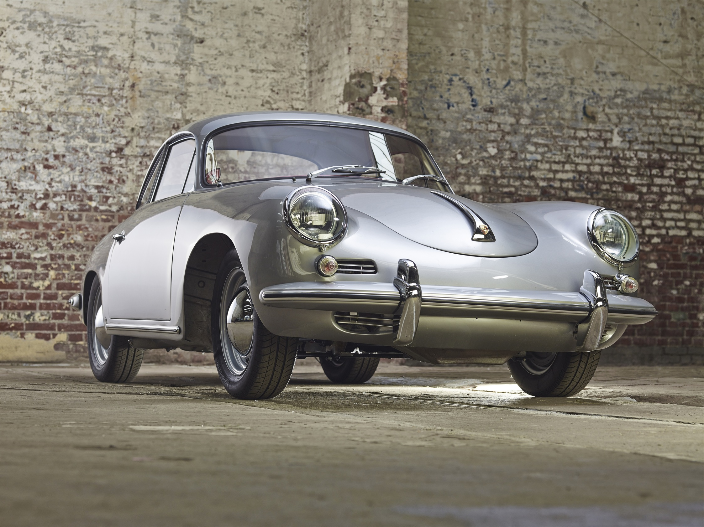 Porsche 356 B 1600 Super 90 Coupé