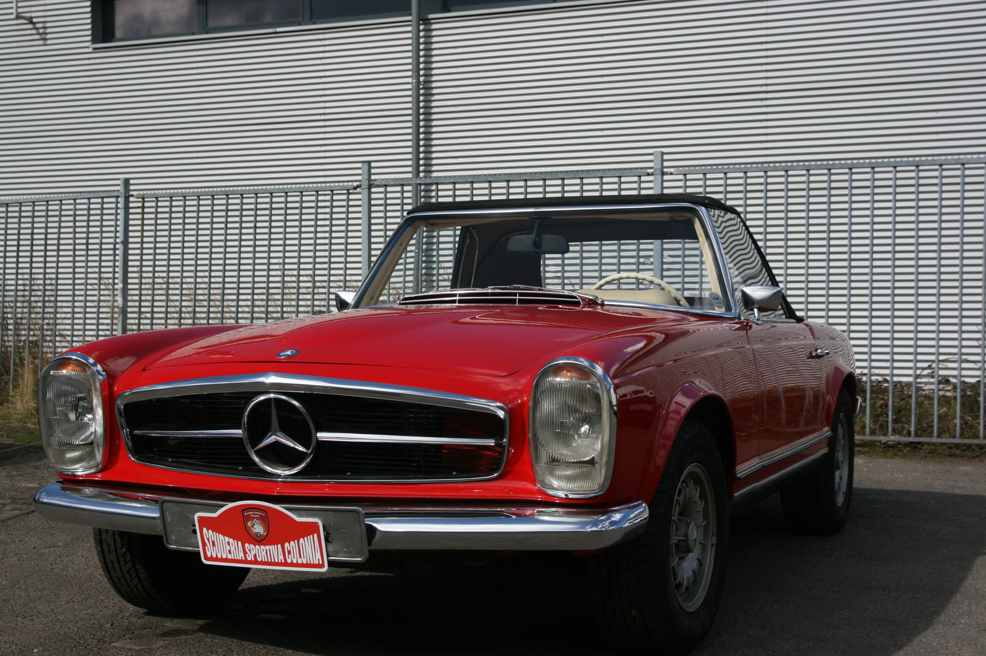 Mercedes Benz 280 SL