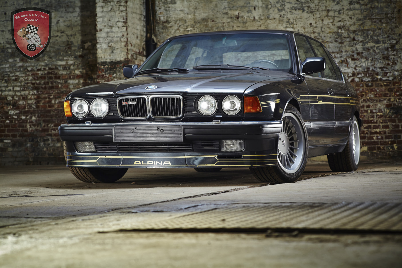 Alpina B12  5.0  Langversion