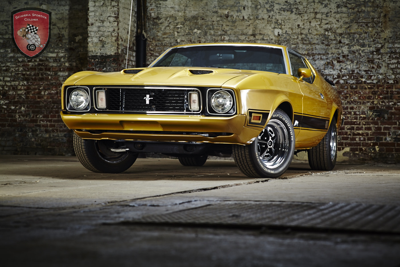 Ford Mustang Mach I *
