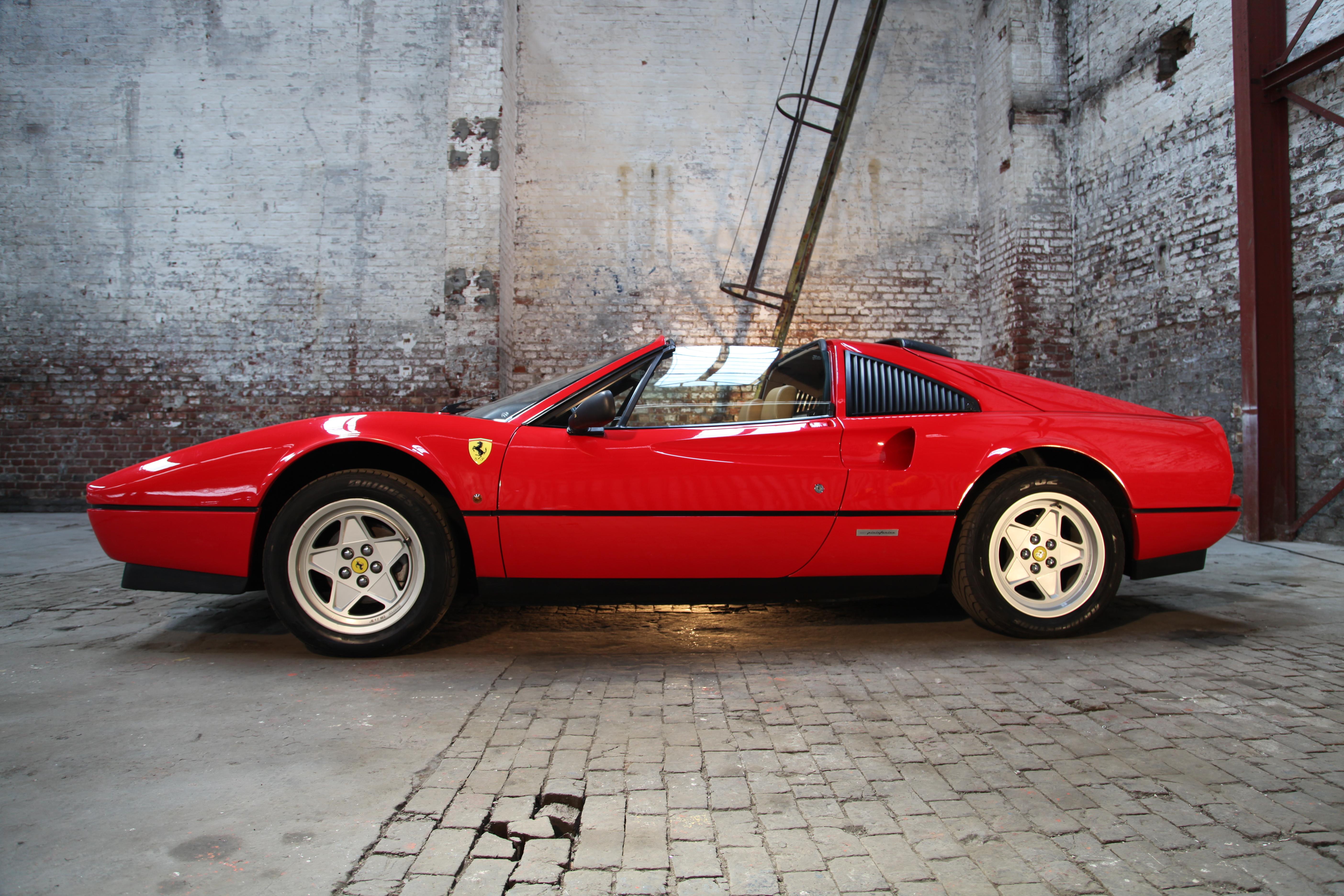 Ferrari 328 Gts Scuderia Sportiva Colonia