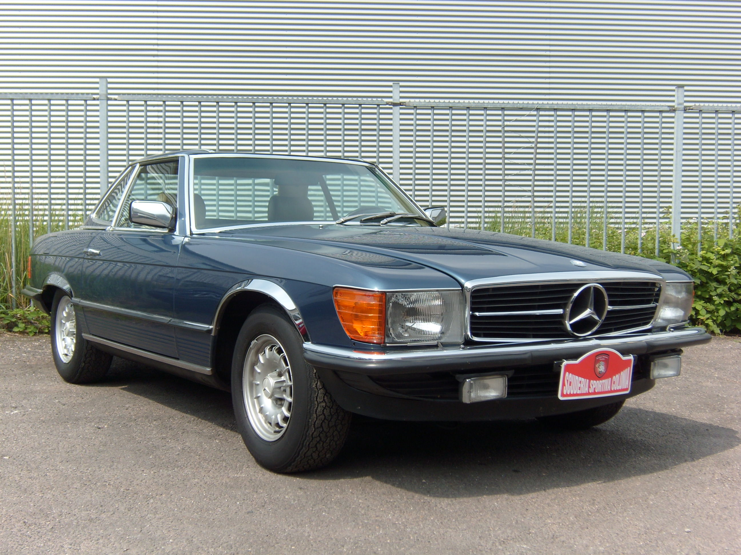 Mercedes Benz 500 SL