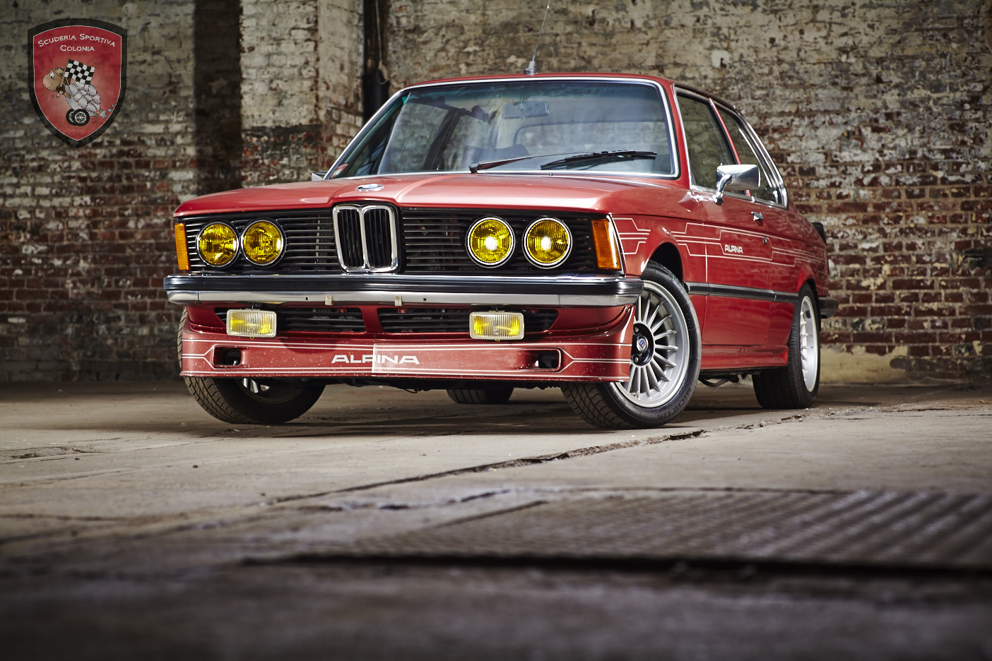 BMW 320/6 Alpina Tribute
