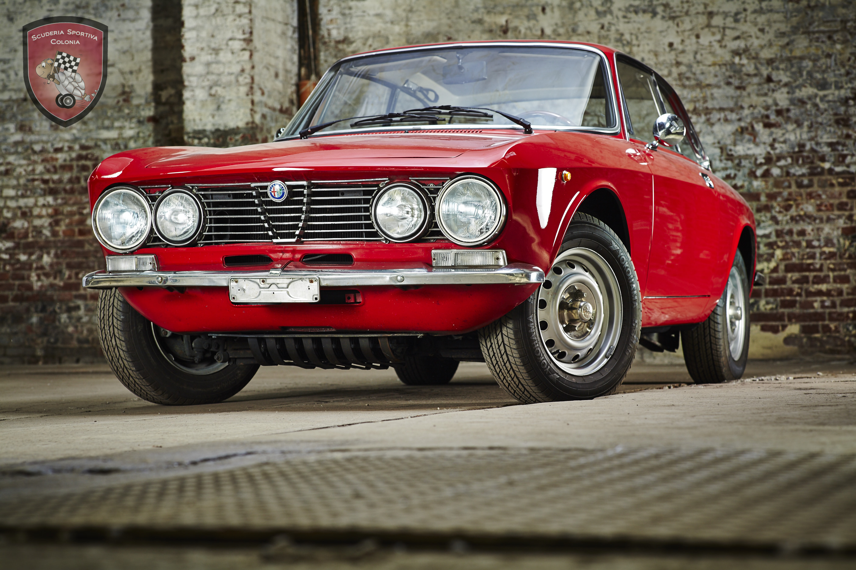 Alfa Romeo 1.6 GT Junior Bertone Coupé