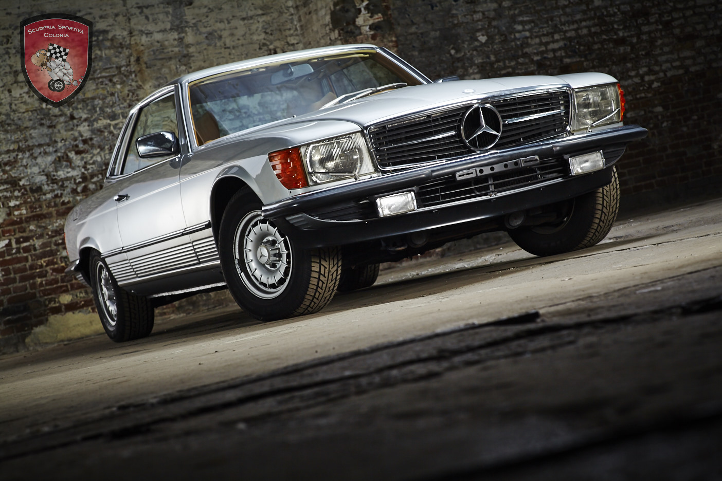 Mercedes Benz 450 SLC 5.0
