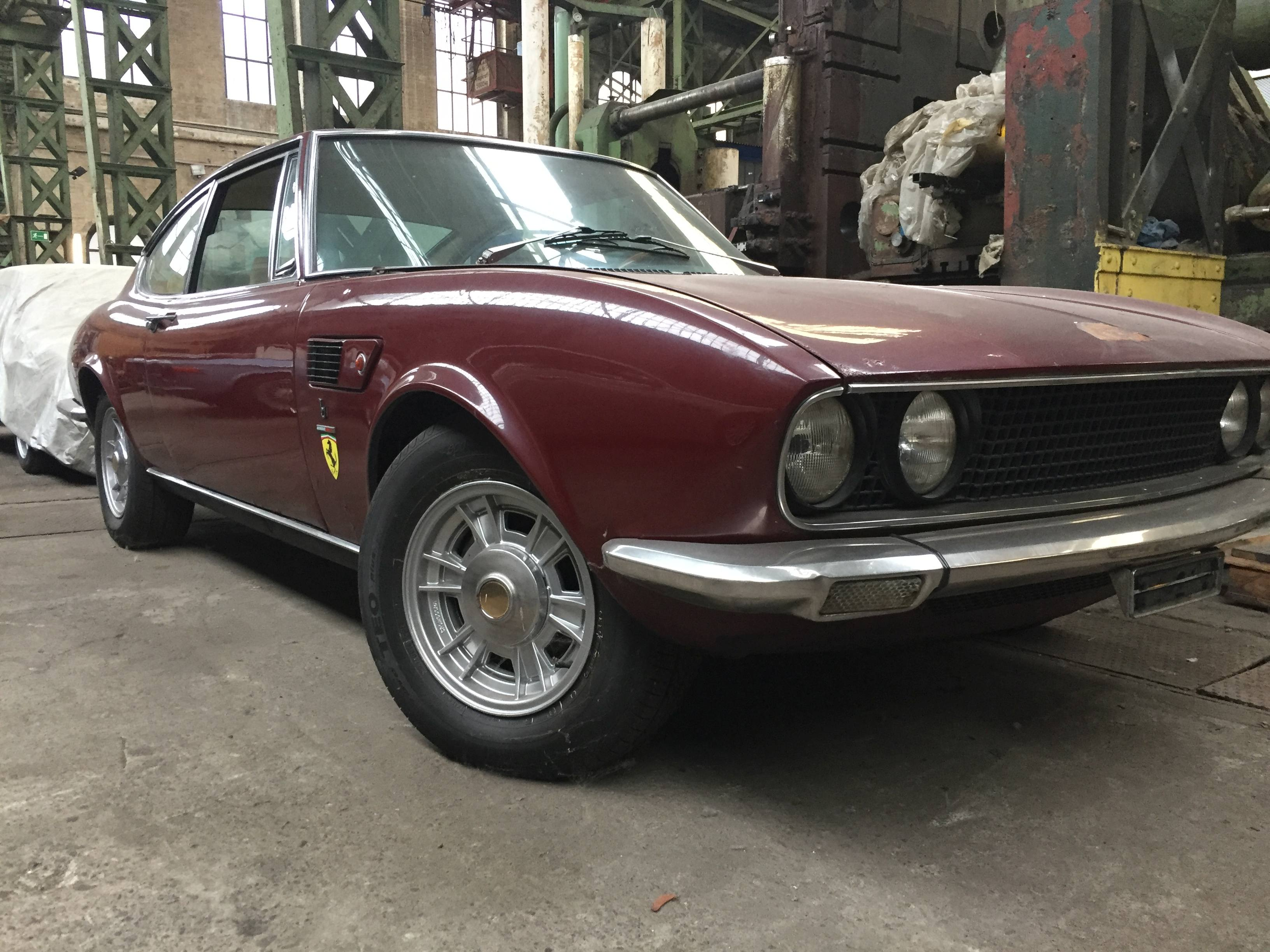 1971年 フィアット ディーノ 2400