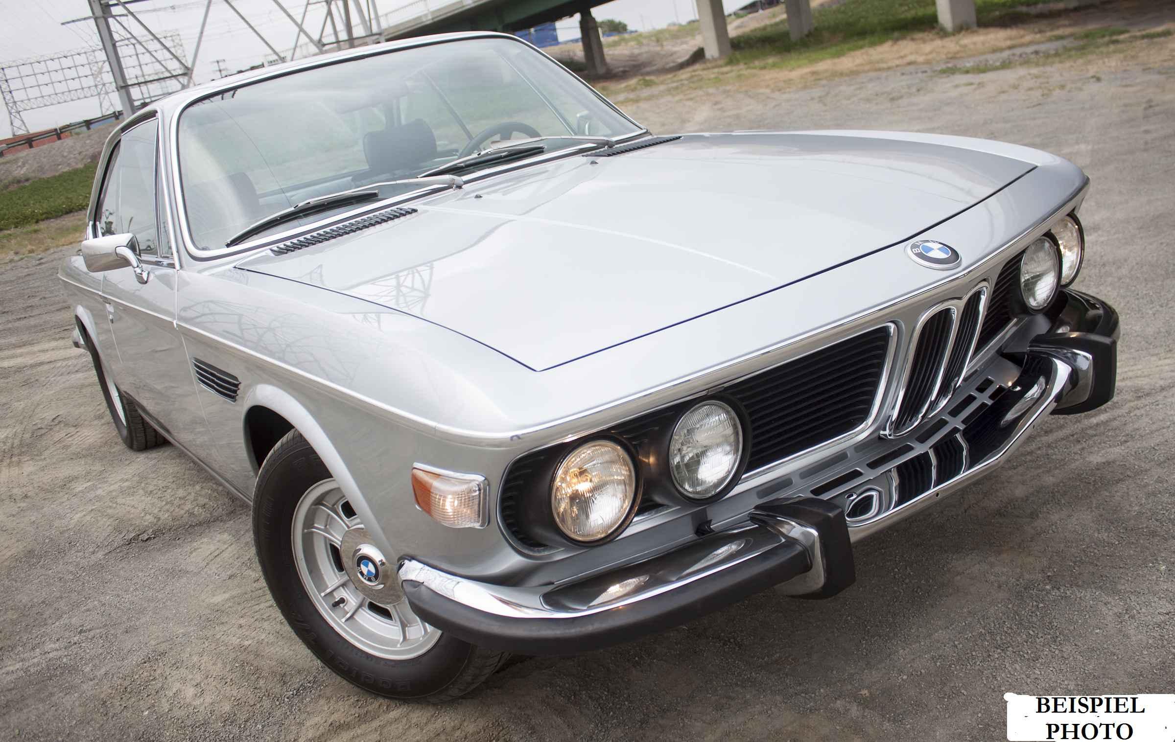 1972年 BMW  3.0 CSI