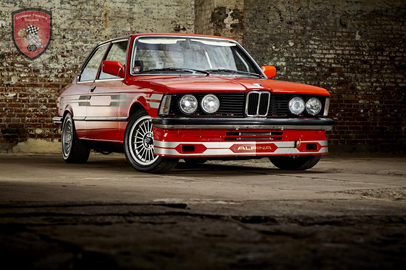 1982年 BMW 323 アルピナ C1