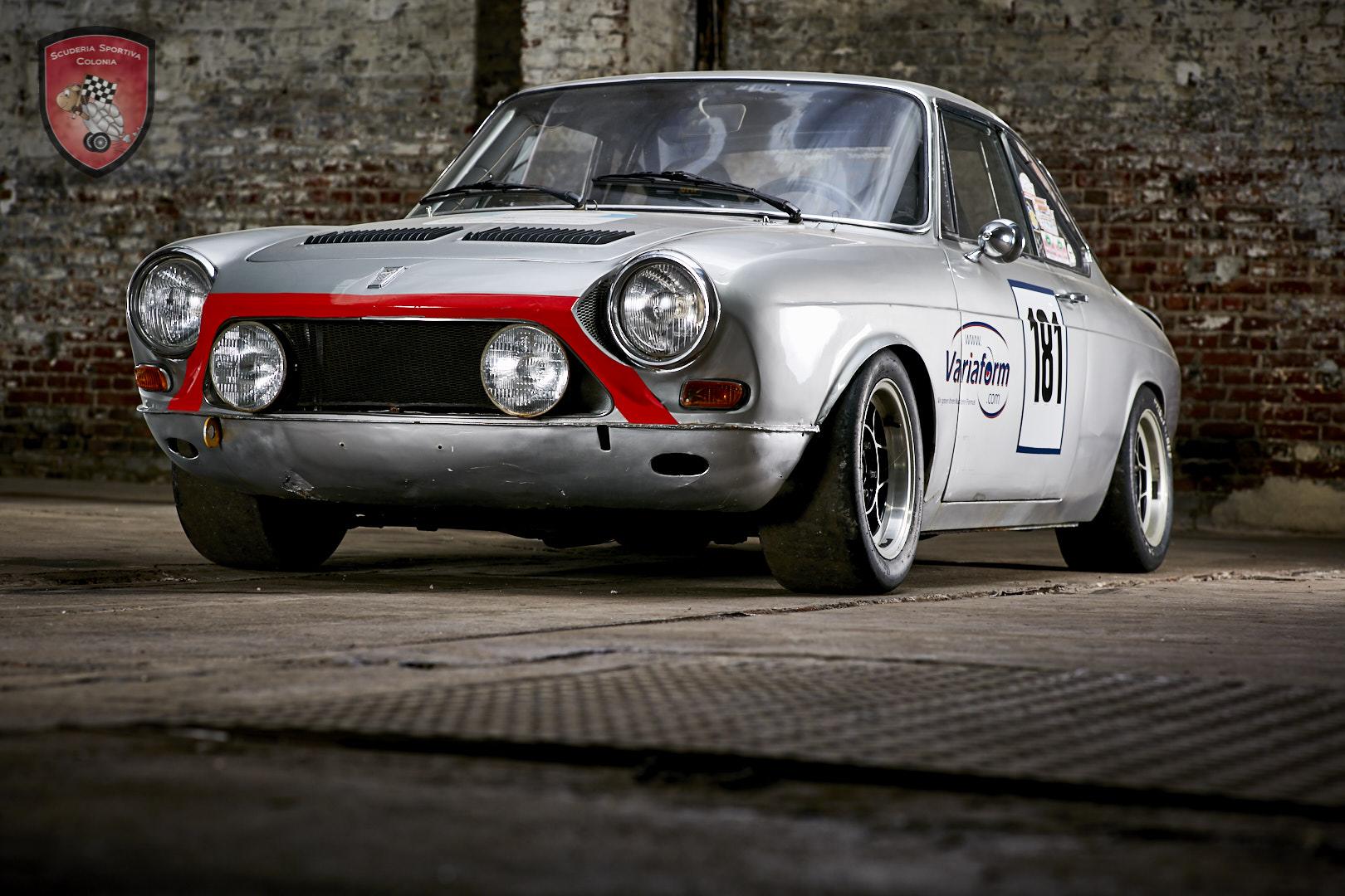 1968年 シムカ 1200s ベルトーネ クーペ